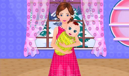 Sandra gives birth a baby 3.7.0 screenshots 8