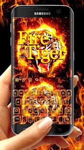 Fire Tiger Keyboard