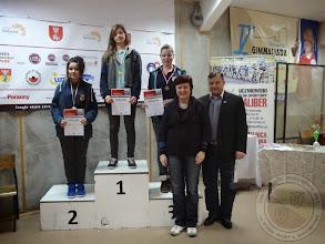 Photo: VI Memoriał Jurka Piechowskiego - Białystok (22-23.01.2014) - J.Ostrowska III miejsce