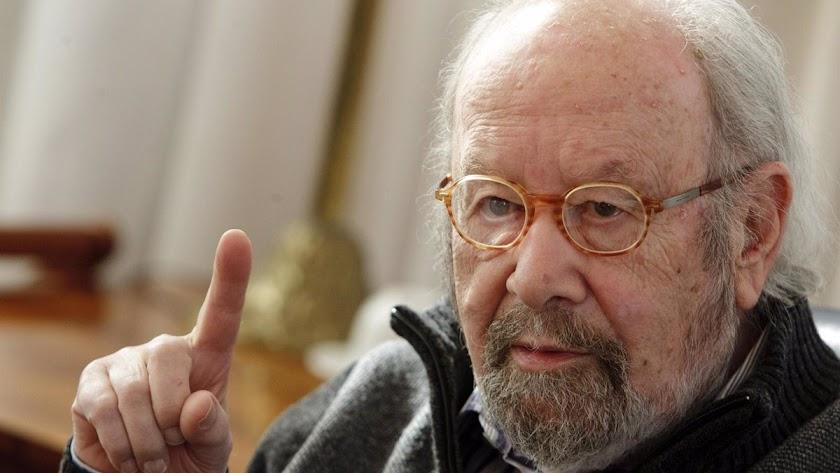 Muere el poeta José Manuel Caballero Bonald a los 94 años.