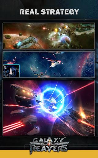 Galaxy Reavers - Starships RTS 1.2.19 androidappsheaven.com 12