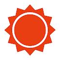 AccuWeather: Weather forecast news & live radar icon
