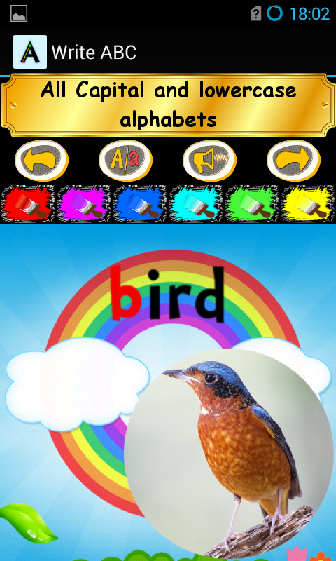 Write ABC - Learn Alphabets screenshot #7