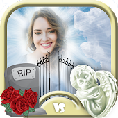 Death Photo Frame Editor Android APK Download Free By New Visions Studio