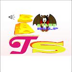 bats eating fruit Icon