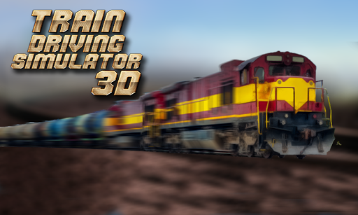 Train Driving Simulator 3D