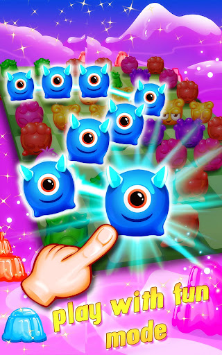 Jelly Beast Blast - screenshot