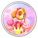 Paw escape Adventure on patrol icon