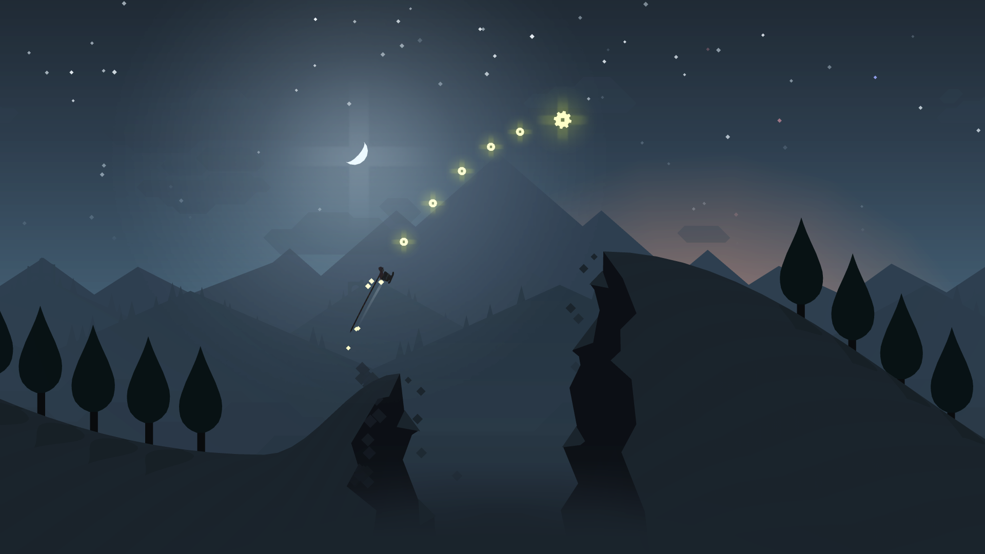 Alto's Adventure screenshot #3