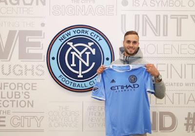 Maxime Chanot voetbalt en leeft in New York en maakt zich zorgen