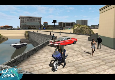L.A. Crime Stories Mad City Crime 1.30 MOD for Android 3
