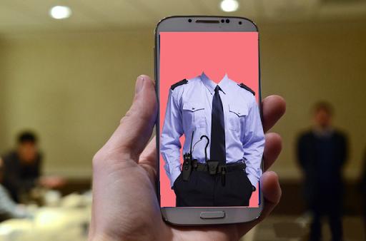 Police Suit Fashion Editor