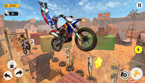 Télécharger Moto Bike Racing Stunt Master- New Bike Games 2020 apk mod screenshots 3