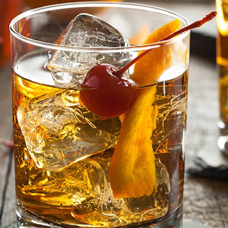 Old Aztec (Old Fashioned) Cocktail