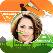 Republic Day Photo Frame 2018 - Republic DP Maker