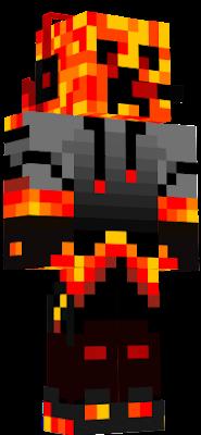 Cool Creeper Nova Skin