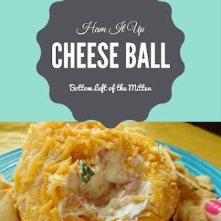 Ham It Up Cheese Ball.