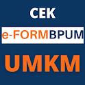 Cek Eform BRITA UMKM BPUM Lengkap icon
