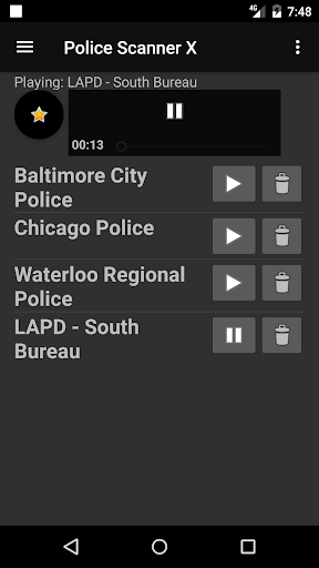 Police Scanner X app (apk) free download for Android/PC/Windows screenshot