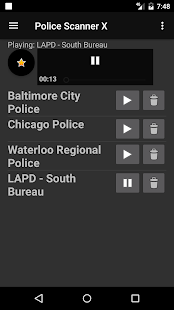 Police Scanner X- screenshot thumbnail