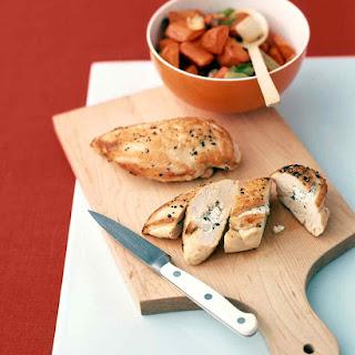 Chicken with Feta Cheese  Recipe