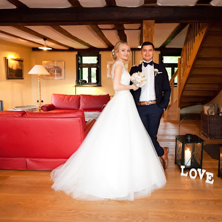Wedding photographer Oksana Stab (OksanaStab). Photo of 24.10.2016