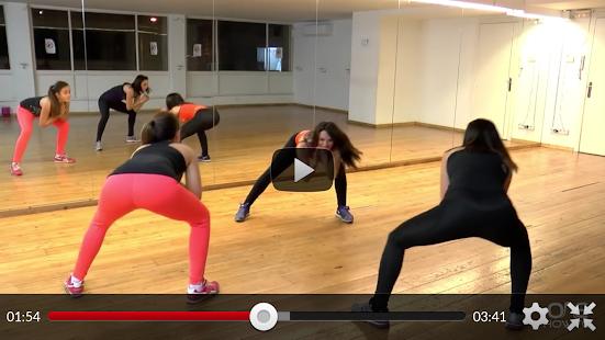 Descarca Weight Loss dance aerobic Android: Aplicatii