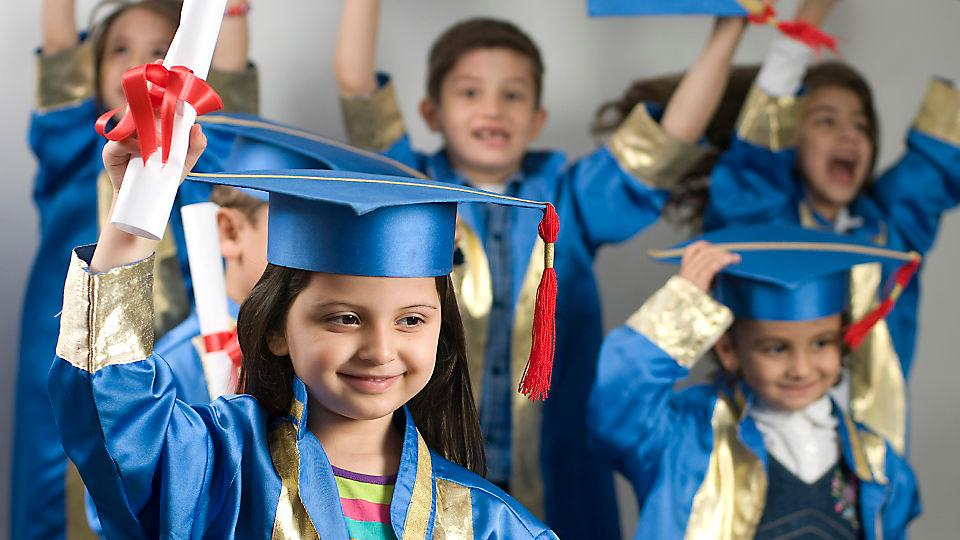 Image result for why have graduation ceremony for small kindergarten