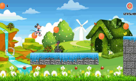 Mickey Jump 1.0 screenshot 130413