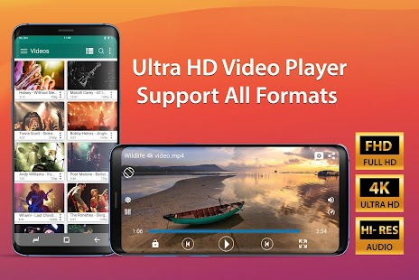 Video Player All Format - Music Player Screenshot