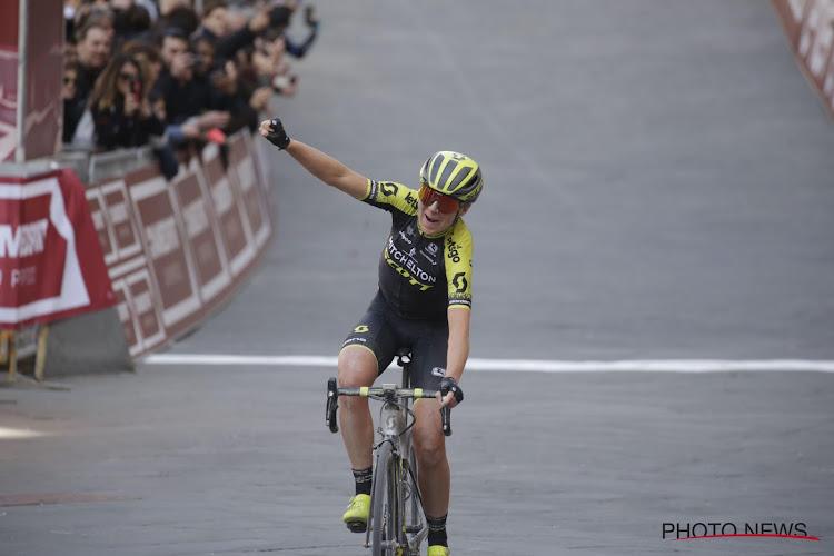"""Annemiek van Vleuten doet oproep na vernieuwingen in het vrouwenwielrennen: """"Dat is een mijlpaal"""""""