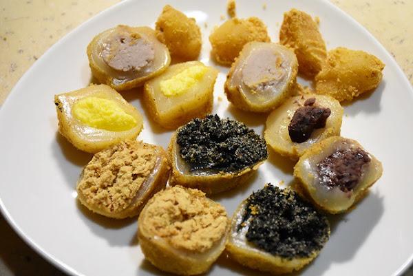 不老麻糬。排隊美食,QQ麻糬全家愛》台北市美食