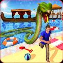 Furious Anaconda Attack -Wild Snake Simulator 2019 icon