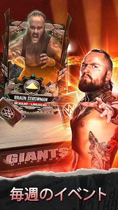 WWE SuperCard - マルチプレイヤーカード対戦ゲームのおすすめ画像4
