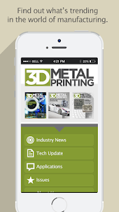 3D Metal Printing- screenshot thumbnail