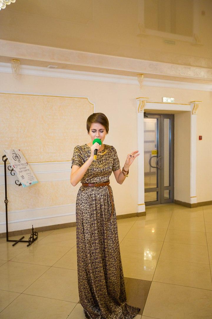 Лаура Галинурова в Уфе
