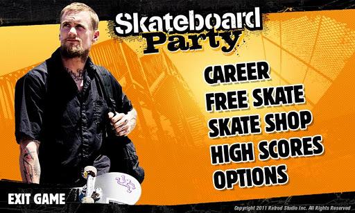 Mike V: Skateboard Party PRO  screenshots 1