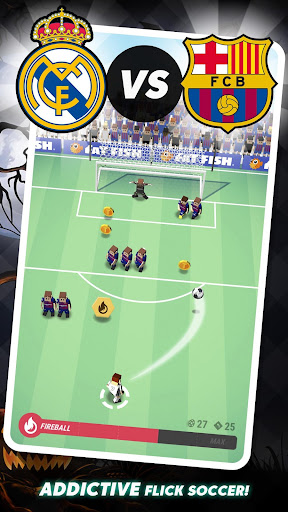 Tiny Striker LaLiga 2019 - Soccer Game 1.0.10 {cheat|hack|gameplay|apk mod|resources generator} 1