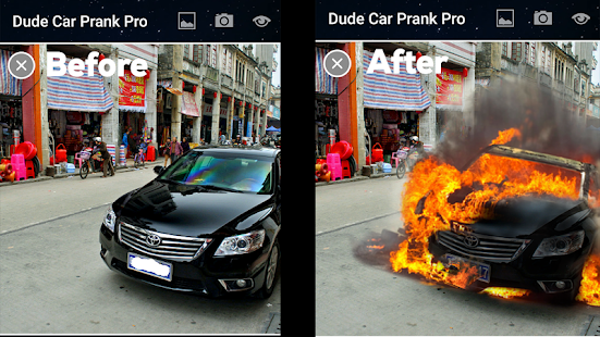 Dude Car Prank Pro- screenshot thumbnail