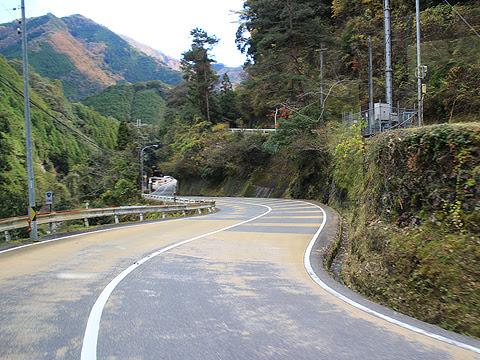 奈良交通「八木新宮線」 ・960 上野地発車後 その1
