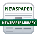 NewsPaper Library icon
