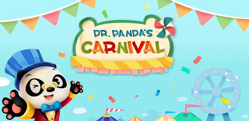 Go on rides, make snacks, paint faces, and have fun in Dr. Panda's Carnival!