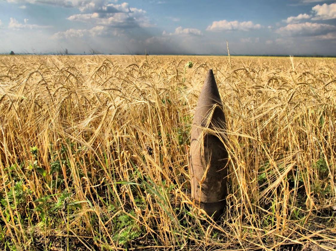 Житель Донетчины откопал в огороде мешок с оружием, - Нацполиция - Цензор.НЕТ 3239