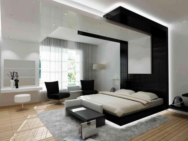 Dosis Arquitectura: Ideas de diseño de dormitorios acogedores.