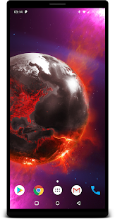 App Live Wallpapers 3D--Animated AMOLED 4D Backgrounds APK for Windows Phone
