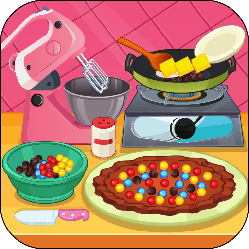 Chocolate Pizza Cookery (game)