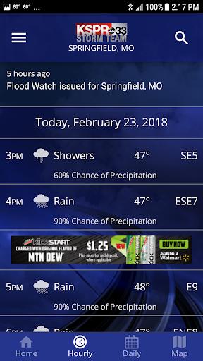 KSPR Weather  screenshots 5