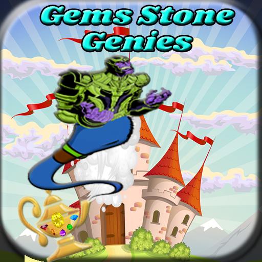 Rainbow Gems Stone Genies Island – Aplicații pe Google Play