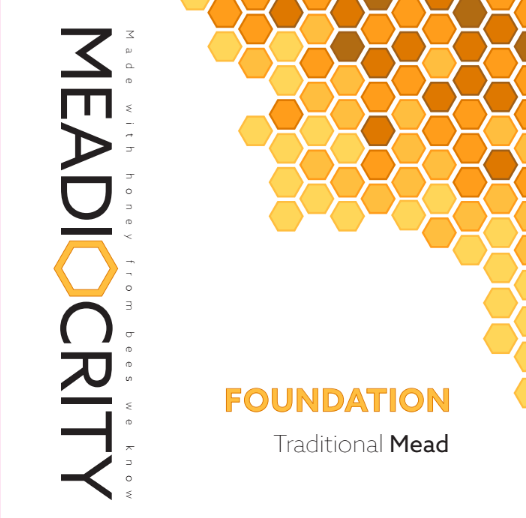 Logo of Meadiocrity Mead Foundation