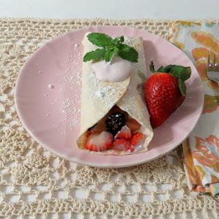 Berry Breakfast Taco'S Recipe